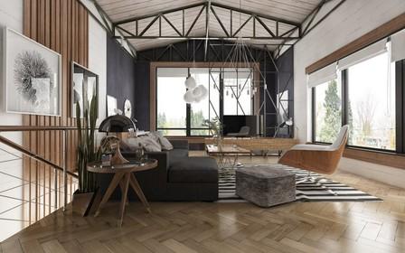 Як зробити житлову кімнату з гаража