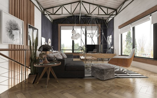 Как сделать жилую комнату из гаража