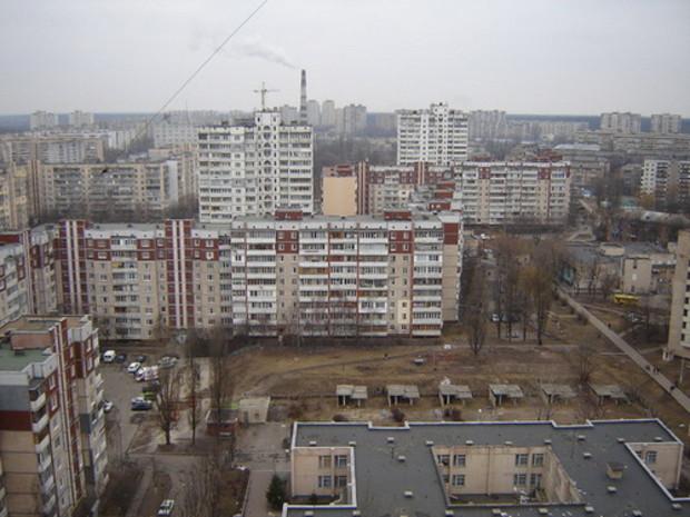 Как строят жилье в Киеве