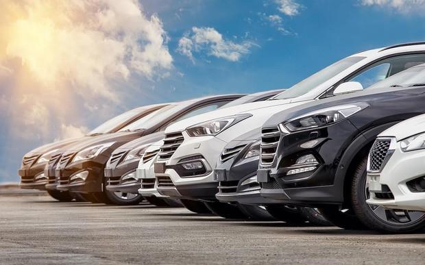 Як український ринок пережив 2020-й? Топ нових авто минулого року