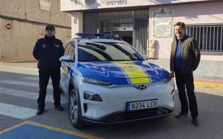 Как в Испании? МВД закупит электрические кроссоверы для патрульных