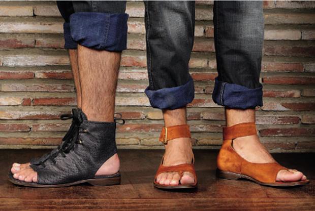 Как выбрать мужскую обувь на лето