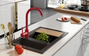 Как выбрать смесители в ванную и кухню