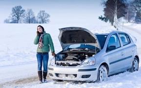 Как завести двигатель в мороз