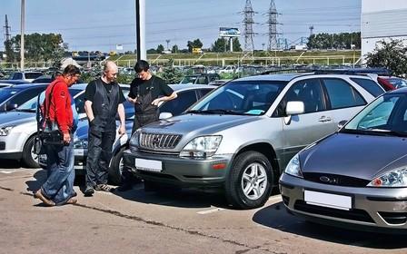 Какие б/у авто лучше продавались в мае?