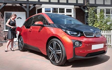 Какие электромобили покупали в Украине в июне?