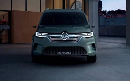 Каким будет новый Renault Kangoo. В сети появились патентные фото