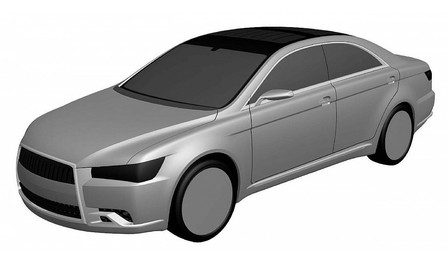 Каким должен был стать новый седан Mitsubishi Galant?