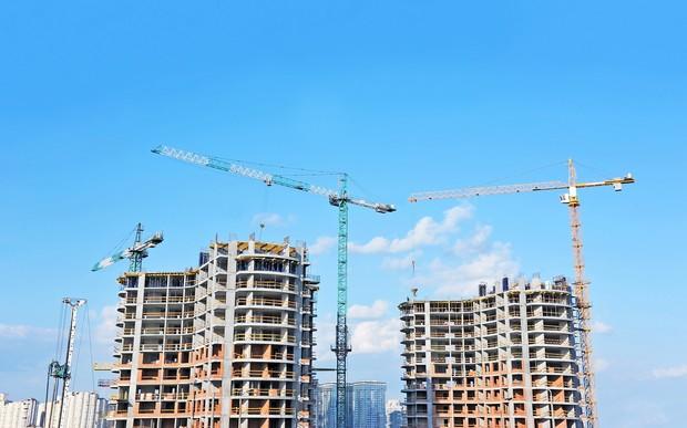 Каркасно-каменная технология строительства многоэтажных зданий