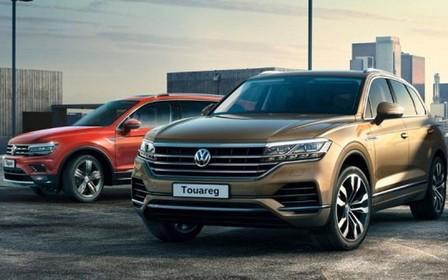 «КАСКО там, де Volkswagen»: продовження акції для Tiguan, Touareg, Polo sedan та Passat продовжено до 30 червня 2019 року!