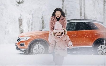 «КАСКО там, де Volkswagen»: зимові бонуси
