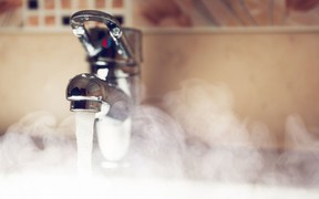 Харьковчанам снизят тариф на горячую воду и отопление за февраль