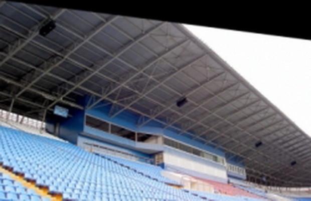 Харьковский стадион «Металлист» открыт в запланированный срок