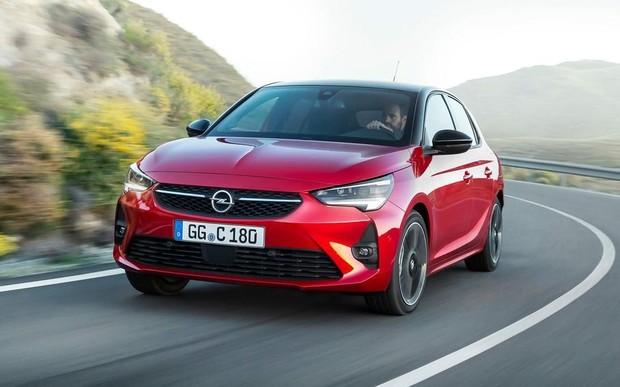 Хэтчбек Opel Corsa перевели на французские моторы