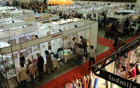 ХХI Международная выставка «Рукоделие. Бизнесa&Хобби». XIX Международный салон авторскойкуклы и Тедди «Модна лялька»