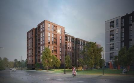 Ход строительства ЖК Avalon Zelena Street в октябре 2021