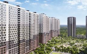 Ход строительства ЖК Star City в ноябре 2020