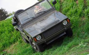 Хорек, брат Волынянки: Ретро-тест VW Iltis