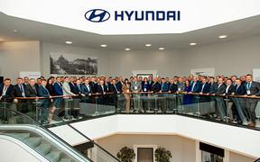 «Хюндай Мотор Украина» подвела итоги 2018 года и наградила лучших дилеров