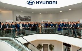 «Хюндай Мотор Україна» підбила підсумки 2018 року і нагородила кращих дилерів