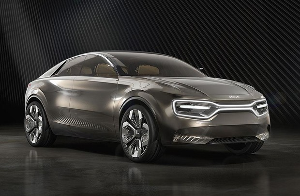 «Kia Imagine: у Женеві дебютував корейський електромобіль мрії»