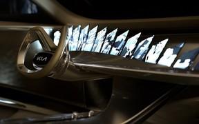 Kia опубликовала первые изображения электрокара будущего