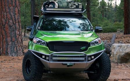 Kia показала на SEMA 2015 все разнообразие американской автокультуры