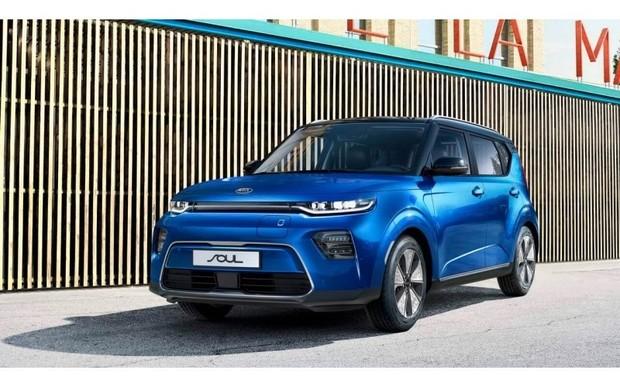 Kia покаже в Женеві електромобіль e-Soul 64 kWh