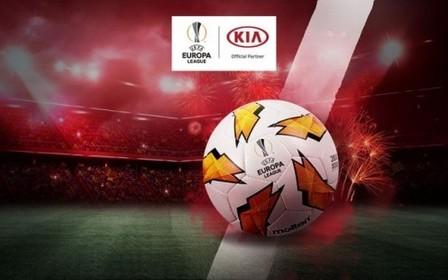 Kia продолжает сотрудничество с «Лигой Европы UEFA» на стадии стыковых матчей сезона 2018/2019
