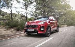 «Kia Sportage став лідером лютневих продажів в Україні»