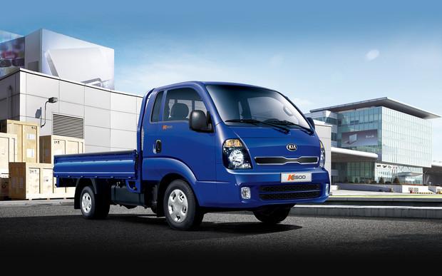 Kia в Украине выходит в сегмент коммерческих автомобилей  с моделью К2500