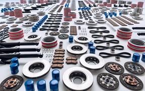 Kia встановлює вигоду до 8% на вражаючий перелік оригінальних запчастин