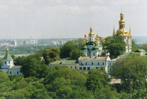 Киев и Харьков - самые благоустроенные города Украины