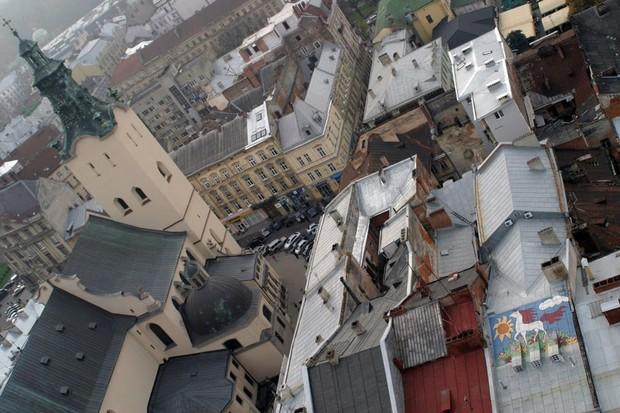 Киев и Львов лидируют по объемам введенного жилья
