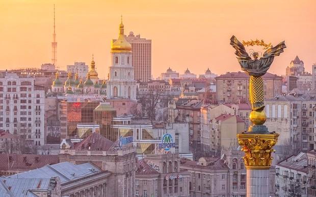 Київ потрапив у 10 найбрудніших міст Європи