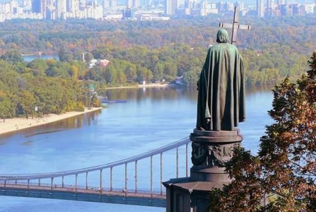 Киев временно останется столицей области