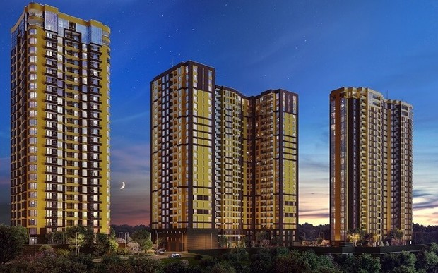 «Киевгорстрой» начал продажу квартир в двух новых домах