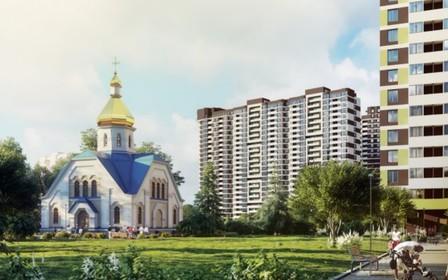 Киевгорстрой объявляет о старте продаж ЖК Оберег-2