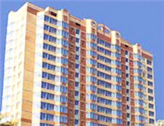 Киевгорстрой собирается ввести в эксплуатацию 250 тыс.кв.м жилья