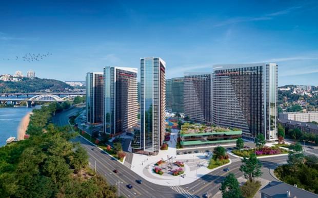 Киевгорстрой стал партнером строительства ЖК Great