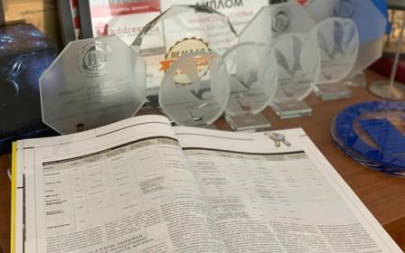 «Киевгорстрой» возглавил рейтинг лучших строительных компаний