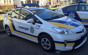 Киевляне выбрали патрульную машину для новой ГАИ