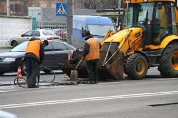 Киевские дороги будут размечать по-новому