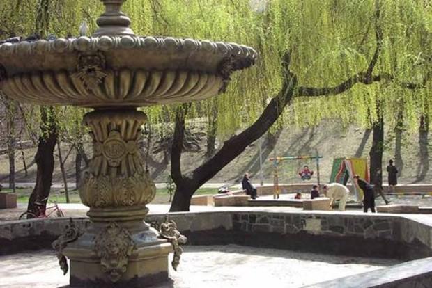 Киевские фонтаны отремонтируют за 3,7 млн. грн