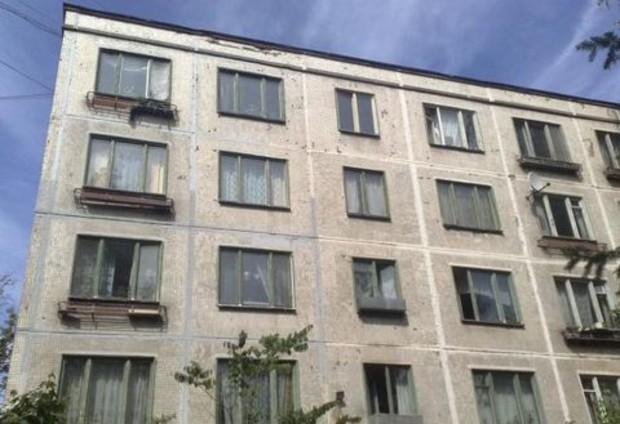 Киевские «хрущевки» реконструируют не скоро