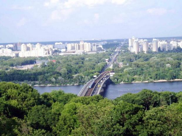 Киевские квартиры больше московских