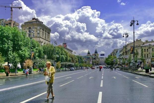 Киевские улицы будут при паспортах