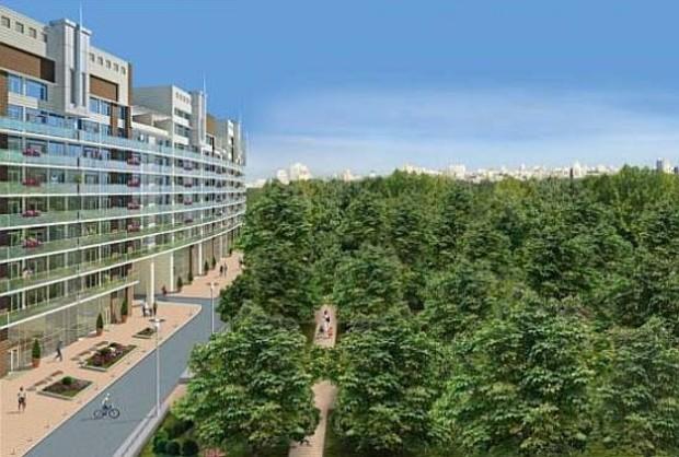 Киевский Crystal Park – лучший проект этого года