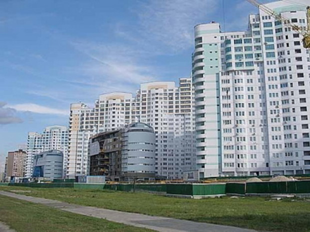 Киевский губернатор: нового жилья в 2010 году будет менше, чем в 2009