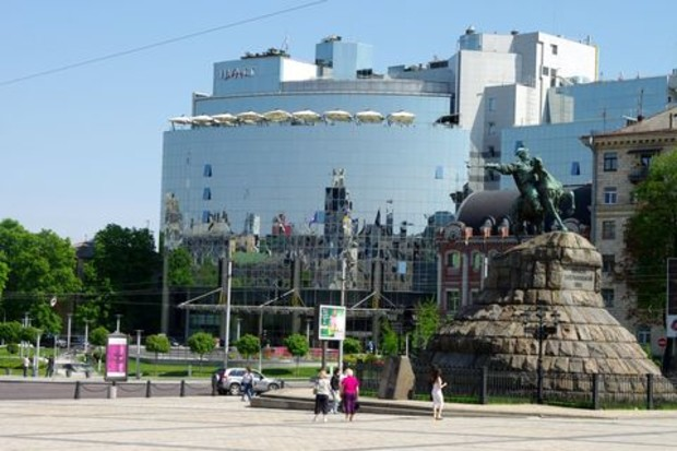 Киевский «Hyatt» будет главной штаб-квартирой УЕФА